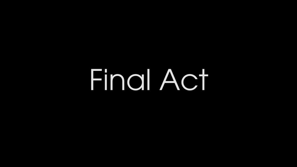 Final Act by Truthful Acting Studios